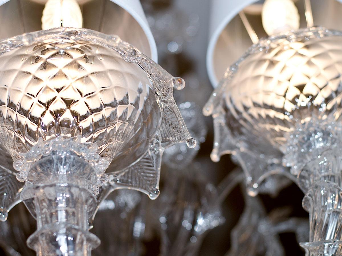Rezzonico Murano Lighting Solutions